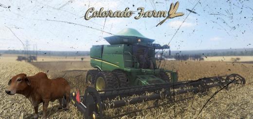 Photo of FS17 – Fazenda Colorado Çiftlik Haritası V1.0