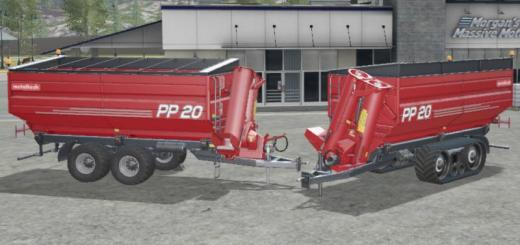 Photo of FS17 – [Fbm Team] Metaltech Pp 20 Paketi V1.0