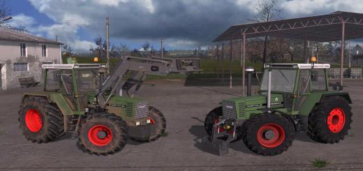 Photo of FS17 – Fendt 600 Favorit Traktör V1.0