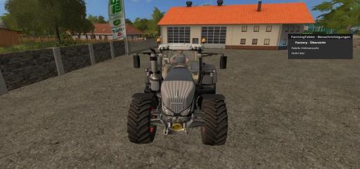 Photo of FS17 – Fendt 900 Siyah Traktör V1.0.6.1