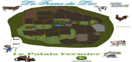 Photo of FS17 – Göl Çiftliği Haritası