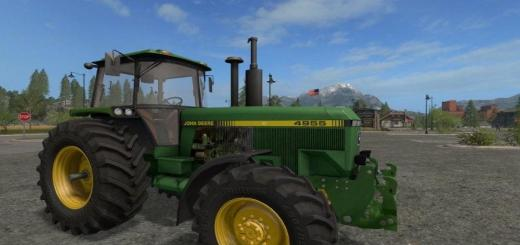 Photo of FS17 – John Deere 4955 V4.0.0.1