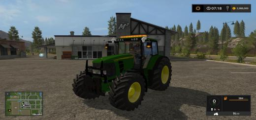 Photo of FS17 – John Deere 6430 V1.0.1