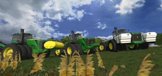 Photo of FS17 – John Deere 9X30 Serisi V3.0