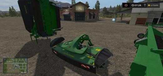 Photo of FS17 – John Deere F35R & R990R V1.0