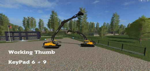 Photo of FS17 – Kst Volvo Ec300 Final