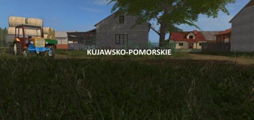 Photo of FS17 – Kujawsko Pomorskie Çiftlik Haritası V1.0
