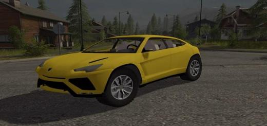 Photo of FS17 – Lamborghini Urus Beta