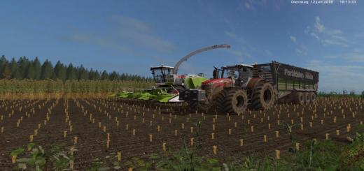 Photo of FS17 – Massey Ferguson 8700 Traktör V1.0.1.6
