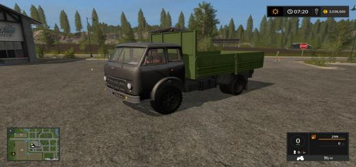 Photo of FS17 – Maz 500 V1.0