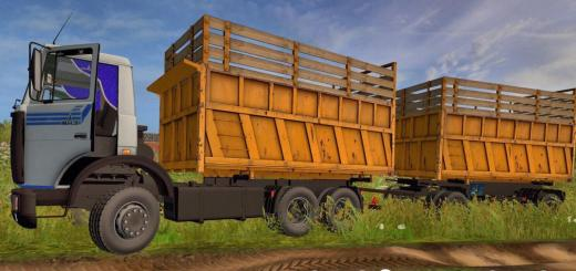 Photo of FS17 – Maz 5516 Paketi V1.1