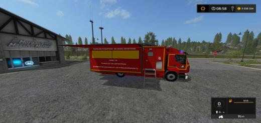 Photo of FS17 – Mprgp Et Vehicule Cyno V1.0