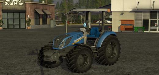 Photo of FS17 – New Holland T5 V1.0