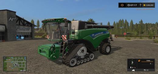 Photo of FS17 – New Holland Yeşil Biçerdöver V1.0