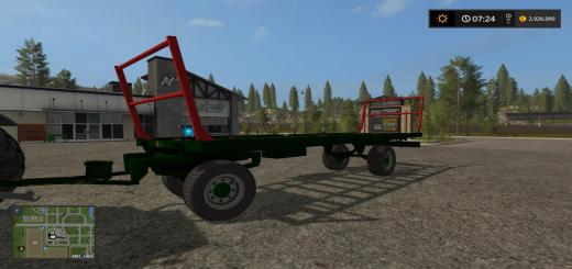 Photo of FS17 – Plateau Coutand V1.0