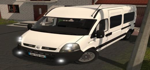 Photo of FS17 – Renault Master Civil V1.0