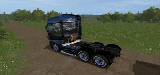 Photo of FS17 – Scania 700 Ve V1.0