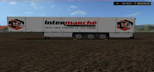 Photo of FS17 – Schmitz Intermarche Dorse Modu V1.0