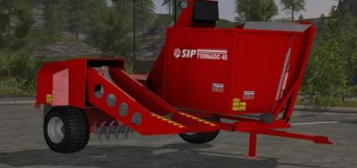 Photo of FS17 – Sip Tornado 40 V1.0