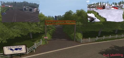 Photo of FS17 – Springdale Çiftlik Haritası V1.1