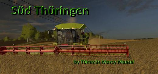 Photo of FS17 – Sued Thueringen Çiftlik Haritası