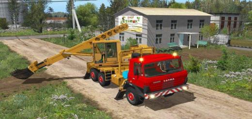 Photo of FS17 – Tatra 815 Uds 114 Beta