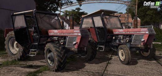 Photo of FS17 – Ursus C385 / C385A Traktör