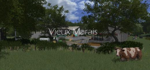 Photo of FS17 – Vieux Marais Çiftlik Haritası V2.0