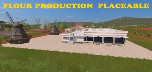 Photo of FS17 – Yerleştirilebilir Un Üretimi Fabrikası V1.0