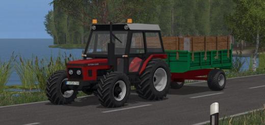 Photo of FS17 – Zetor 6245 Traktör
