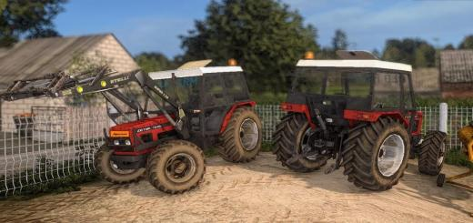 Photo of FS17 – Zetor 7245 + Fl V1.0