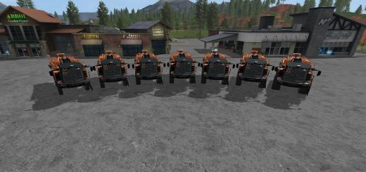 Photo of FS17 – Amazone Pantera Gamling Edition V1.0