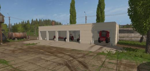 Photo of FS17 – Beton Garaj Modu V1.0