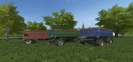 Photo of FS17 – Bss Ps2 Römork V1.0
