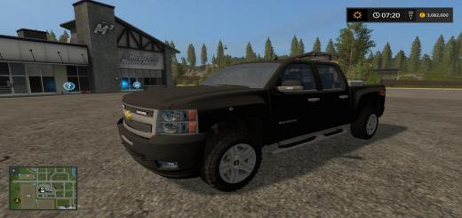 Photo of FS17 – Chevy 1500 V2.0