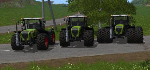 Photo of FS17 – Claas Xerion 3000 Serisi V1.0