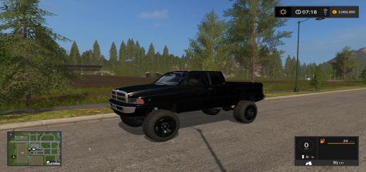 Photo of FS17 – Dodge Cummins 2500 V1.0