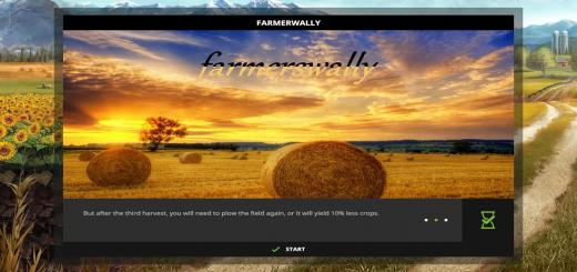 Photo of FS17 – Farmerswally V1.0