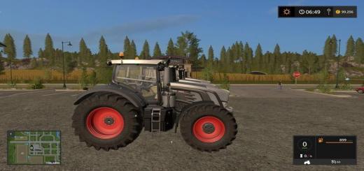 Photo of FS17 – Fendt 900 Siyah Traktör V1.0.9.1