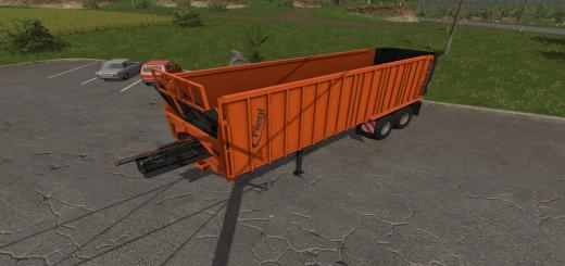 Photo of FS17 – Fliegl Ass 298 Gamling Edition V1.0