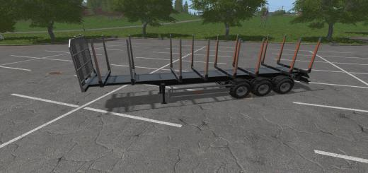 Photo of FS17 – Fliegl Timber  V1.0.0.1