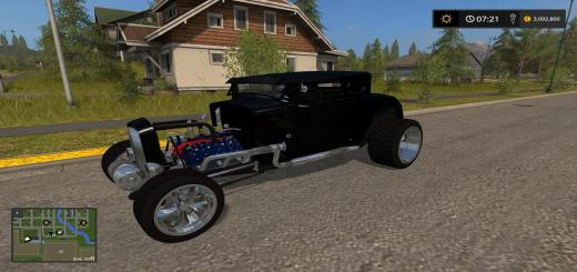 Photo of FS17 – Ford Model B 1932 Hot Rod V1.0