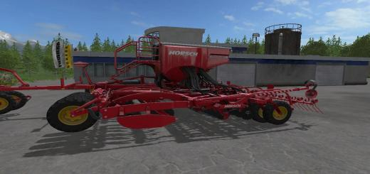Photo of FS17 – Horsch Pronto Dc6 V1.1