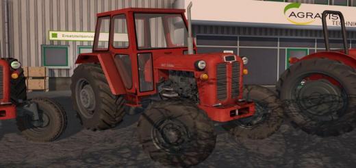 Photo of FS17 – Imt 558/560 Deluxe Gerçekçi Traktör V1.0