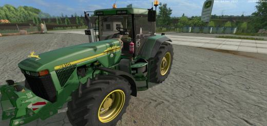 Photo of FS17 – John Deere 8400 V3.0