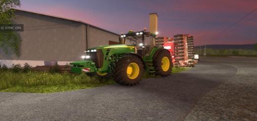 Photo of FS17 – John Deere 8530 Gerçek Sesli Traktör V1.0