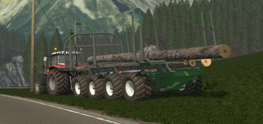 Photo of FS17 – John Deere Kereste Taşıma Modu V1.18