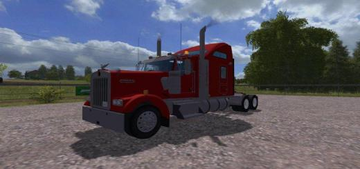 Photo of FS17 – Kenworth W900 V1.0.0.0