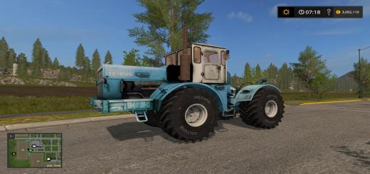 Photo of FS17 – Kirovec K700 Markeloff V1.0