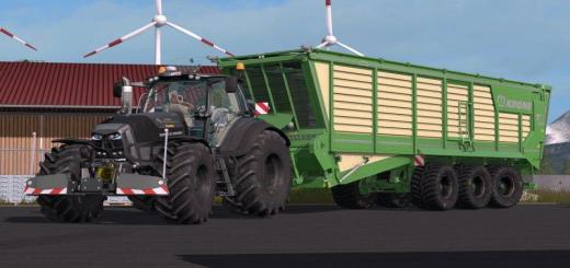 Photo of FS17 – Krone Tx560D Dh V1.1.1.0